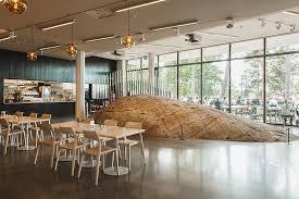 Restaurant Pendant Lighting Restaurant And Cafe Pendant Lights Shine In Swedish Museum