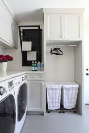Laundry Sorter Cabinet Laundry Bin Sorter Contemporary Laundry Room Benjamin Moore