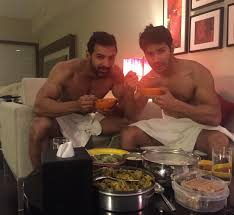 bromance john varun u0027s breakfast in bed is too to handle