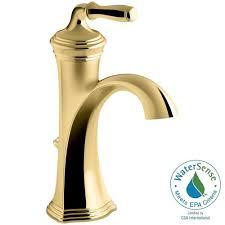 Single Hole Faucet For Bathroom by Kohler Devonshire Single Hole Single Handle Water Saving Bathroom