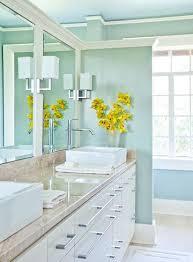 Turquoise Bathroom Vanity Turquoise Bathroom Design Modernizing A Retro Decor