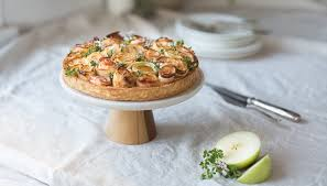 simmer u0026 boyle apple rose tart