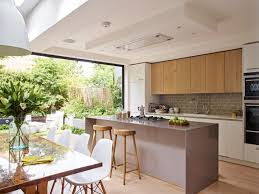 Kitchen Island Extensions by A Complete West London Kitchen Redesign U0026 Extension By Holloways