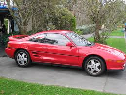 1994 toyota mr2 information and photos zombiedrive