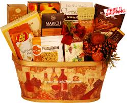 thanksgiving gift basket gourmet gift basket gift