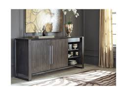 signature design by ashley chadoni contemporary dining room server