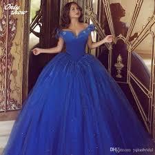 cinderella quinceanera dress classic cinderella royal blue quinceanera dresses gown