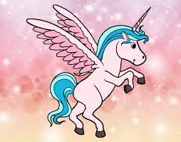 imagenes de unicornios en caricatura dibujos de unicornios para colorear dibujos net