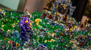 Summoners Rift Map Summoner U0027s Rift Just Got Recreated In Lego Form Dot Esports