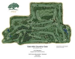 view renovation plans oak hills country club