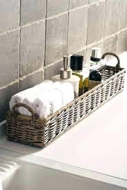 Wicker Basket Bathroom Storage Bathroom Storage Baskets Storage Baskets For Bathroom Welcome To