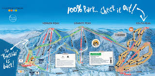 Utah Ski Resort Map by Mountain Creek Nj Trail Map U2022 Piste Map U2022 Panoramic Mountain Map