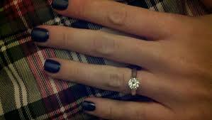 please share your nail polish and ring weddingbee
