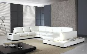 White Sectional Sofa by White Sectional Arabella Sectionals