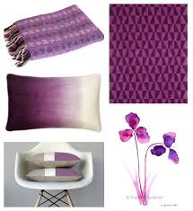 radiant orchid home decor pantone colour of the year 2014 radiant orchid home decor