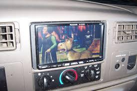 Car Audio Decks Double Din Deck In U002701 F250 Diesel Forum Thedieselstop Com