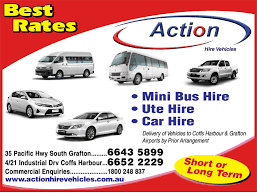 Hire Cars Port Macquarie Action Hire Vehicles In Coffs Harbour Nsw 2450 Local Search