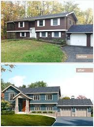 Split Level Garden Ideas Landscaping Ideas For Front Of Bi Level House Front Porch Ideas