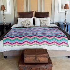 Interior Stitches 100 Colorful Ripple Stitches To Crochet Leonie Morgan Macmillan