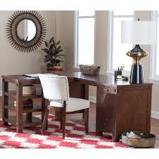 Desk L Shape by Belham Living Bartlett L Shaped Desk Hayneedle