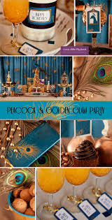 35 best peacock theme dessert table images on pinterest desserts