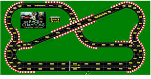 special track layouts for specific purposes slot cars slot car 2010 race of champions track