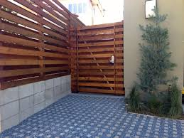 how to design horizontal privacy fence design and ideas of house