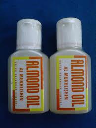 jual minyak almond asli murni galgur shop