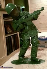 Green Army Man Halloween Costume 25 Soldier Costume Ideas Toy Soldier Costume