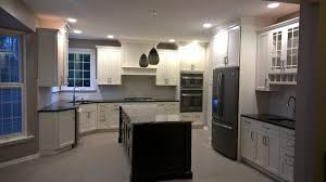 Two Toned Cabinets In Kitchen Inside The Cabinet Blog Holcomb Cabinetry