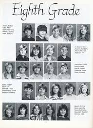 middle school yearbook pictures 1982 1983 pacific grove middle school