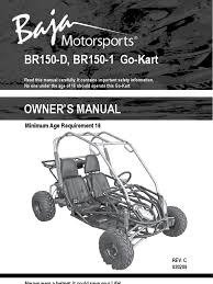 9 baja dn150 br150 owners manual tire battery electricity