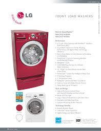 download free pdf for lg wm2487hrma washer manual