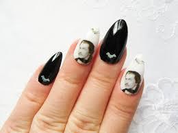 vincent price fake nails stiletto nails gothic horror classic