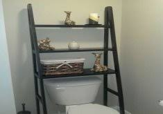 Leaning Bathroom Ladder Over Toilet by Marvelous Toilet Storage Shelf Ana White Over The Toilet Storage