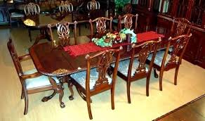 Chippendale Dining Room Furniture Splendid Chippendale Chairs Set Dining Furniture Ful Ideas Dining