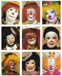 How To Do Clown Makeup For Halloween Clown Faces Clown Faces 4 Jpg Clowning Pinterest Clown
