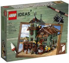 Barnes And Noble Legos Lego Ideas Old Fishing Store 21310 673419278881 Item Barnes