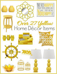 home decor accent pieces yellow home decor accents ls pillows mirrors and more 3