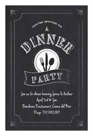 dinner party invitations dinner party invitation template cloveranddot