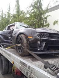 wrecked camaro zl1 for sale wrecked zl1 camaro5 chevy camaro forum camaro zl1 ss and v6
