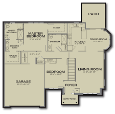 Willow Floor Plan by Willow Ridge Homes Duplex Homes Within Wesley Willows Senior Living