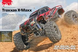 nitro rc monster truck for sale rc car action exclusive traxxas announces all new x maxx and we