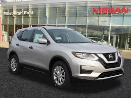 silver nissan rogue nissan rogue in pittsburgh pa pittsburgh east nissan