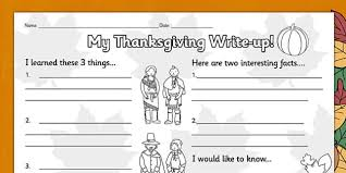 thanksgiving themed letter writing worksheet worksheets write