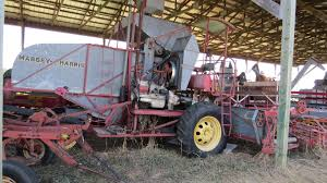 255 best combines images on pinterest farming vintage farm and