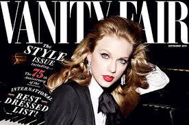 Magazine Vanity Fair Taylor Swift U0027s Full U0027vanity Fair U0027 Cover Story 5 Things We Learned