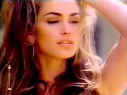 commercial actress with mole on face 1992 pepsi tv commercial with cindy crawford youtube