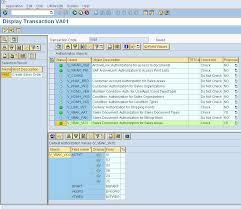 sap t code description table su22 sap delivered checks sap security pages