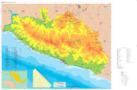Michoacan Map Map Of Guerrero Full Size